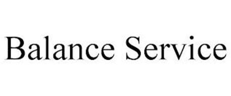 BALANCE SERVICE
