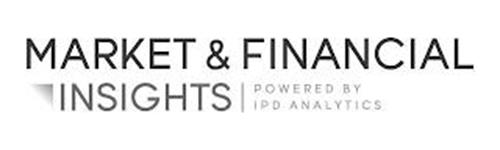 MARKET & FINANCIAL INSIGHTS POWERED BY IPD ANALYTICS