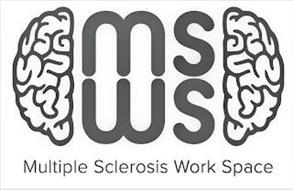 MS WS MULTIPLE SCLEROSIS WORK SPACE