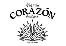 TEQUILA CORAZÓN DE AGAVE 100% AGAVE