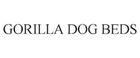 GORILLA DOG BEDS