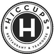 H HICCUPS RESTAURANT & TEAHOUSE