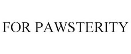 FOR PAWSTERITY