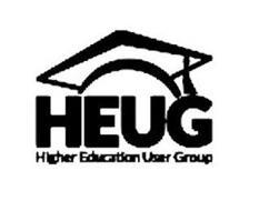 HEUG HIGHER EDUCATION USER GROUP