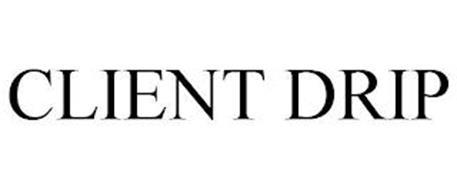CLIENT DRIP