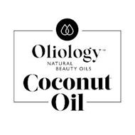 OLIOLOGY NATURAL BEAUTY OILS COCONUT OIL