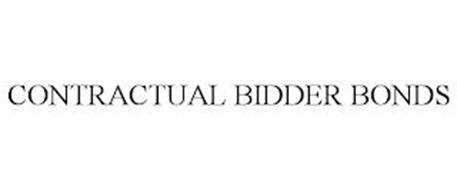 CONTRACTUAL BIDDER BONDS