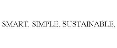 SMART. SIMPLE. SUSTAINABLE.
