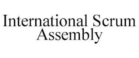 INTERNATIONAL SCRUM ASSEMBLY