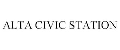 ALTA CIVIC STATION