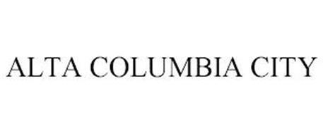 ALTA COLUMBIA CITY
