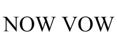 NOW VOW