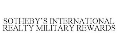 SOTHEBY'S INTERNATIONAL REALTY MILITARY REWARDS