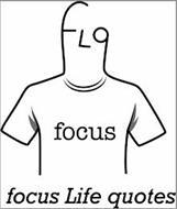 FOCUS FOCUS LIFE QUOTES FLQ