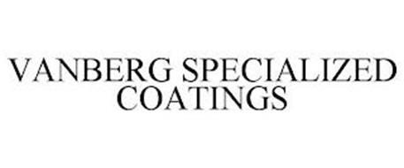 VANBERG SPECIALIZED COATINGS