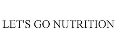 LET'S GO NUTRITION