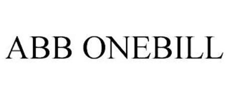ABB ONEBILL
