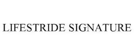 LIFESTRIDE SIGNATURE