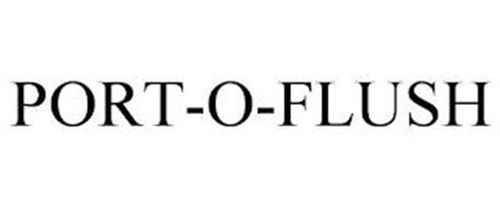 PORT-O-FLUSH