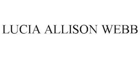 LUCIA ALLISON WEBB