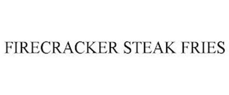 FIRECRACKER STEAK FRIES