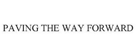 PAVING THE WAY FORWARD