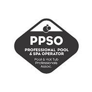 PPSO PROFESSIONAL POOL & SPA OPERATOR POOL & HOT TUB PROFESSIONALS ASSOC.