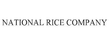 NATIONAL RICE COMPANY