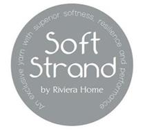 SOFT STRAND AN EXCLUSIVE YARN WITH SUPERIOR SOFTNESS, RESILIENCE AND PERFORMANCE BY RIVIERA HOME