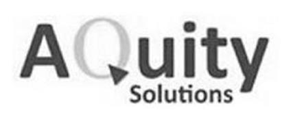 AQUITY SOLUTIONS
