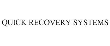 QUICK RECOVERY SYSTEMS