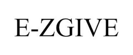 E-ZGIVE