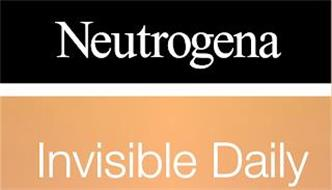 NEUTROGENA INVISIBLE DAILY