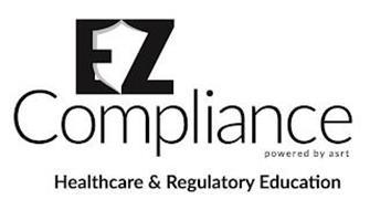 EZ COMPLIANCE HEALTHCARE & REGULATORY EDUCATION POWERED BY ASRT