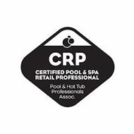 CRP CERTIFIED POOL & SPA RETAIL PROFESSIONAL POOL & HOT TUB PROFESSIONALS ASSOC.