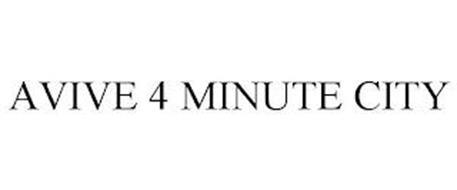 AVIVE 4 MINUTE CITY