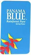 PANAMA BLUE RAINFOREST PURE SPRING WATER