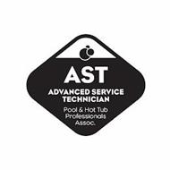AST ADVANCED SERVICE TECHNICIAN POOL & HOT TUB PROFESSIONALS ASSOC.