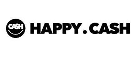 CA$H HAPPY. CASH