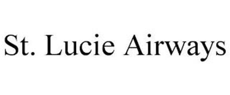 ST. LUCIE AIRWAYS