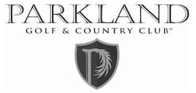 P PARKLAND GOLF & COUNTRY CLUB