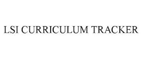 LSI CURRICULUM TRACKER