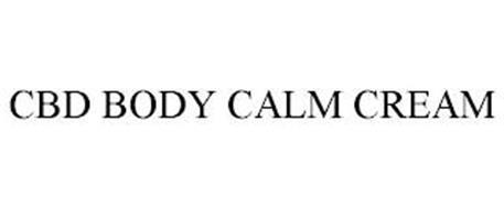 CBD BODY CALM CREAM