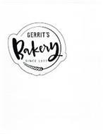 GERRIT'S BAKERY SINCE 1977