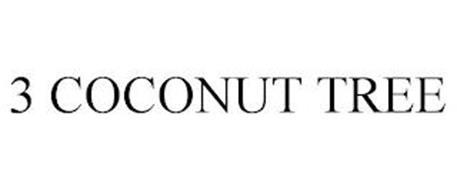 3 COCONUT TREE