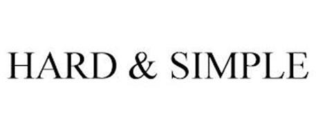 HARD & SIMPLE