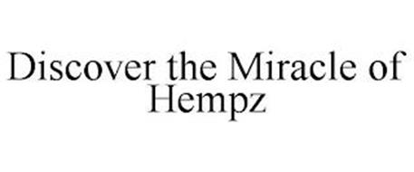 DISCOVER THE MIRACLE OF HEMPZ