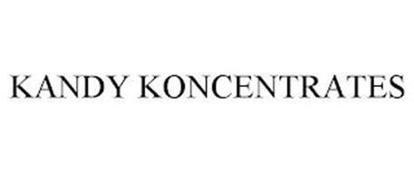 KANDY KONCENTRATES