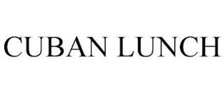 CUBAN LUNCH