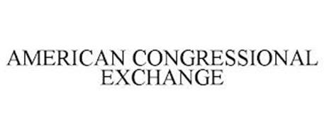AMERICAN CONGRESSIONAL EXCHANGE